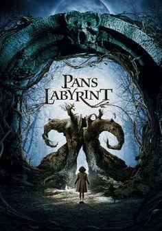 Pans labyrint (mysterie/drama) Unge Ofelia møder en mytologisk faun, som siger hun er bestemt til at blive prinsesse i Underverdenen. Men først skal hun udføre tre farefulde opgaver.