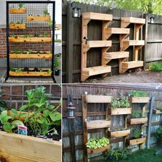 How to make a vertical herb garden