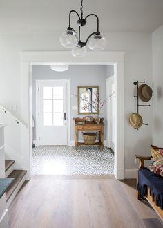 Jillian Harris Renovation Series Francescas Home, Hardware by Emtek