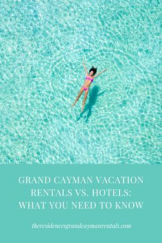 Grand Cayman vacation rentals versus hotels is a common predicament when planning your vacation. Here's what you need to know to make your choice! Scuba Diving Gear, Cave Diving, Cozumel, Cancun, Tulum, Maui Vacation, Vacation Rentals, Big Island Hawaii, Grand Cayman