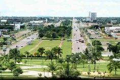 Cidade de Palmas, Tocantins - Turismo e Cultura no Brasil. Travel And Leisure, Paris Skyline, Brazil, Dolores Park, Palmas To, Culture, Acre, Landscapes, Wanderlust