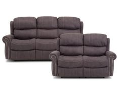 Walden Reclining Sofa Set
