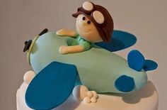 50 Best Airplane Birthday Cakes Ideas And Designs Airplane Birthday Cakes, How To Fall Asleep, Dinosaur Stuffed Animal, Toys, Biscuit, Design, Party, Activity Toys, Biscuits