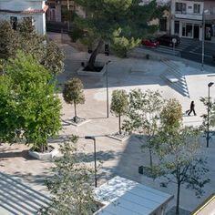 Crikvenica Center / Stjepan Radić Square by NFO « Landscape Architecture Works | Landezine