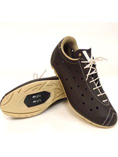 Perth Vintage Cycles: Vintage cycling shoes