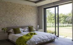 Quartos modernos por Meulen Architects
