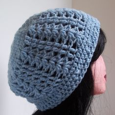 South End Hat By Kristina Olson - Free Crochet Pattern - (ravelry)