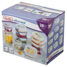 STERILITE 20 Piece UltraSeal Set * Find out more about the great product at the image link.