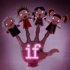 [...this is the or] if cd of Mindless Self Indulgence