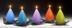Barrick Design Candles - little candle on Pequea wedge