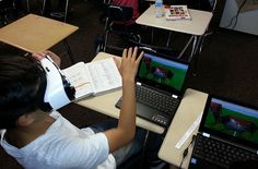 """The alleged """"Year of Virtual Reality"""" is drawing to a close. Did it already bring VR to the classrooms? In late 2016, learning in virtual reality has become reality: Teachers take their classes on …"""