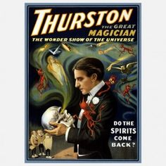 Magician's Poster