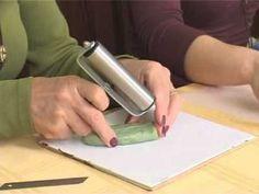 silicon kalıp soguk porselenle nasıl kullanılır ? - YouTube