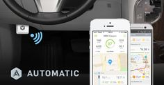 Automatic seamlessly connects your car to your phone. It helps make small changes to your driving habits that can lead to huge savings on gas. Automatic also remembers where you parked, diagnoses engine problems, and even calls for help in a crash.