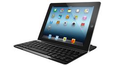 Logitech's Ultrathin iPad Keyboard Cover - A Keyboard Case That Won't Turn Your iPad into a Hideous Hunchback