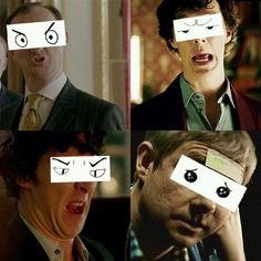 they make the expressions so much better xD
