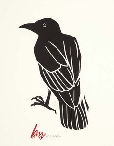 Crow - Holly Meade
