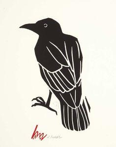 Crow - Holly Meade