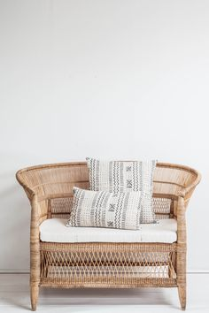 where to buy wicker chairs walmart fold out chair 330 best images cane rattan elegant mudcloth design199 cushions loveseat white armchair