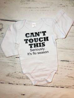 Pooping In Progress Onesie ORGANIC Cotton Romper Baby Shower Gift Funny Present