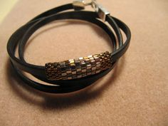 nOt Junes Jewelry/URBAN TRIBAL/Leather Like me on Facebook