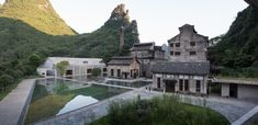 Hotel, Vector Architects, Yangshuo, China