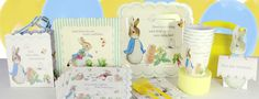 Peter Rabbit Party Supplies | Party Delights