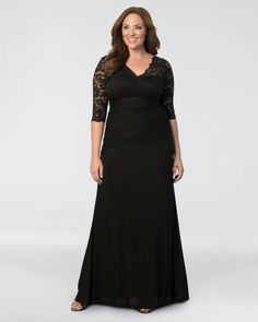 Elegant Black Dresses for the Mothers of the Bride and Groom be7cf70c2b4