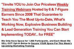 A system that will help you in YOUR MLM company!