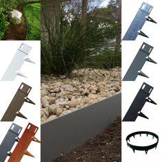 Core Edge Flexible Steel Lawn Edging and Tree Rings Henderson Supply - Modern Design Steel Garden Edging, Steel Edging, Lawn Edging, Garden Paths, Lawn And Garden, Garden Structures, Landscape Design, Garden Design, Tree Rings