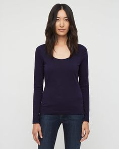 Women's T-Shirts | Silk & Cotton T-Shirts | Jigsaw