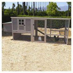 Hen House Chicken Coop in Natural