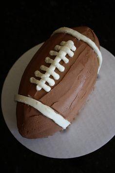 Football Cake idea...