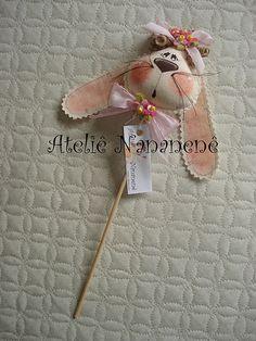 """""""Coelha no palito""""   Flickr - Photo Sharing!"""