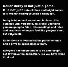 the derby life : )