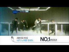 "[Mnet] 120216 Mcountdown This Week No.1 SE7EN  SE7EN ""When I Can't Sing"""