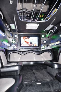 Limo Party Bus Interior Party Bus Pinterest Party Bus Limo And Expensive Cars