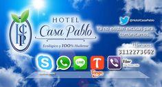 Hotel Casa Pablo de la ciudad e Neiva - Huila, Colombia Ecológico y 100% Huilense