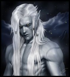 Father ; not as grey-ish and no elf ears [[Irritance by *Cristole]]