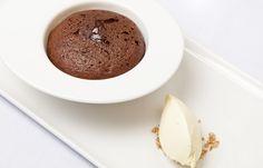 Chocolate Pudding by Galton Blackiston