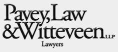 Pavey, Law & Witteveen LLP
