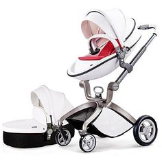 Baby Stroller 2016, Hot Mom 3 in 1 travel system and Bassinet Combo,White, http://www.amazon.com/dp/B018S922SW/ref=cm_sw_r_pi_awdm_6Dv.wbJ82PTAR