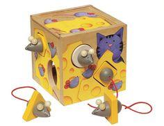 Ξύλινα : Ποντικοκούτι