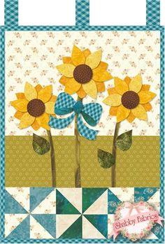 Little Blessings - Sunflower Sunrise Pattern