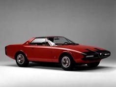 1972 Pininfarina Alfa Romeo Alfetta Spide