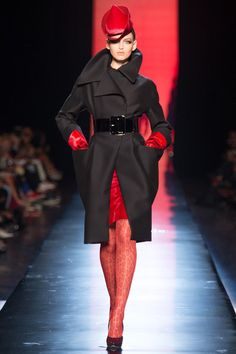Jean Paul Gaultier | Fall 2013 Couture Collection | Style.com