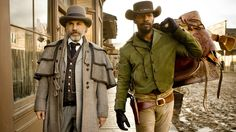 Django Unchained (2012-12-25) A slave-turned-bounty hunter sets out to rescue his wife from the brutal Calvin Candie, a Mississippi plantation owner.