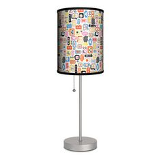 Chatterbox Table Lamp, $29.95, now featured on Fab.