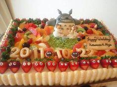 ウェディング ケーキ トトロ - Google 検索