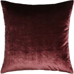 Eastern Accents Venice Plum Knife-Edge Pillow found on Polyvore featuring home…